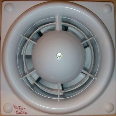 Внешний вид модифицированного вентилятора
